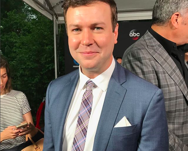 Taran Killam at the ABC Upfronts for Single Parents