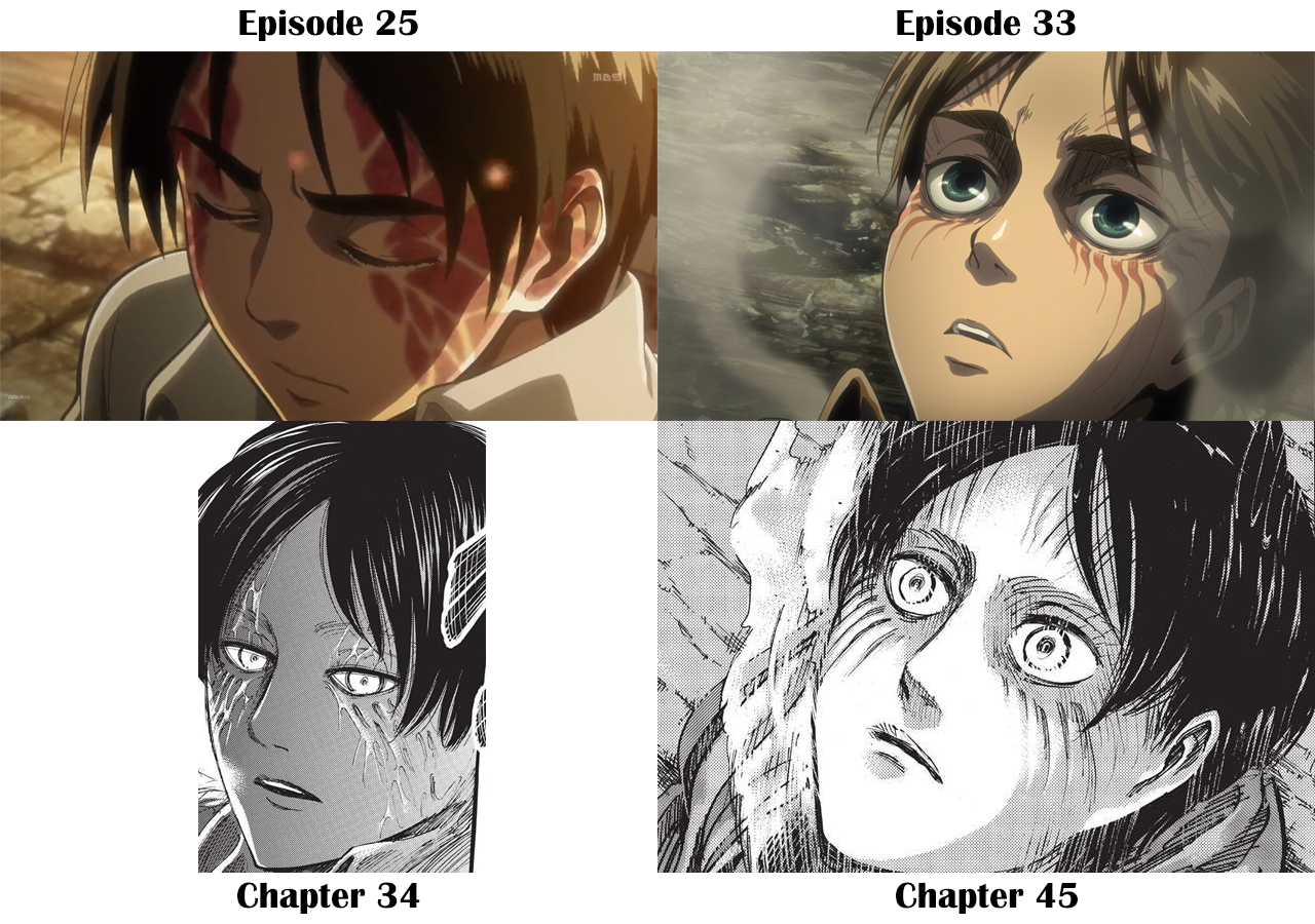 What are your opinions on Eren's Shifter Marks