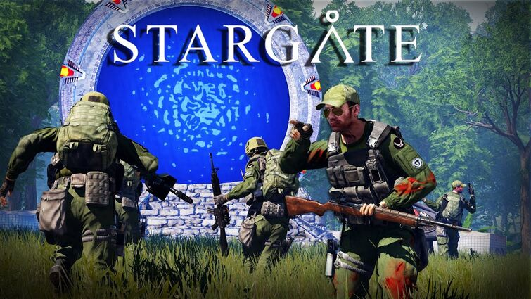 Arma 3 - StarGate: In The Defense of Earth