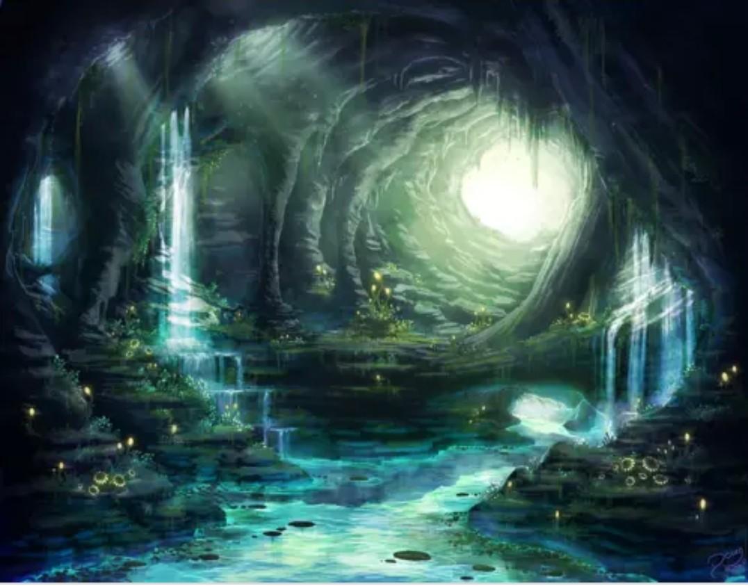 Cueva de los dragones