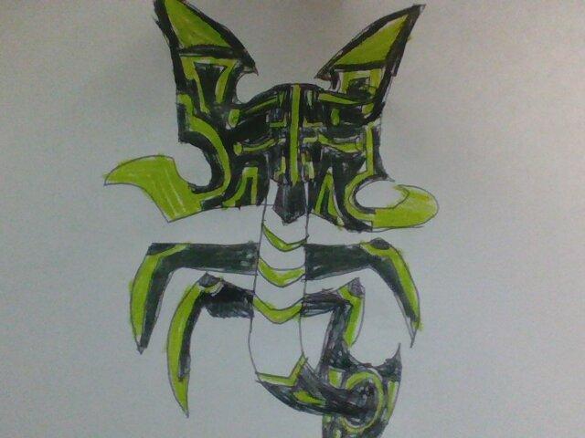 Ultra insectoide (Ben 10 Original)