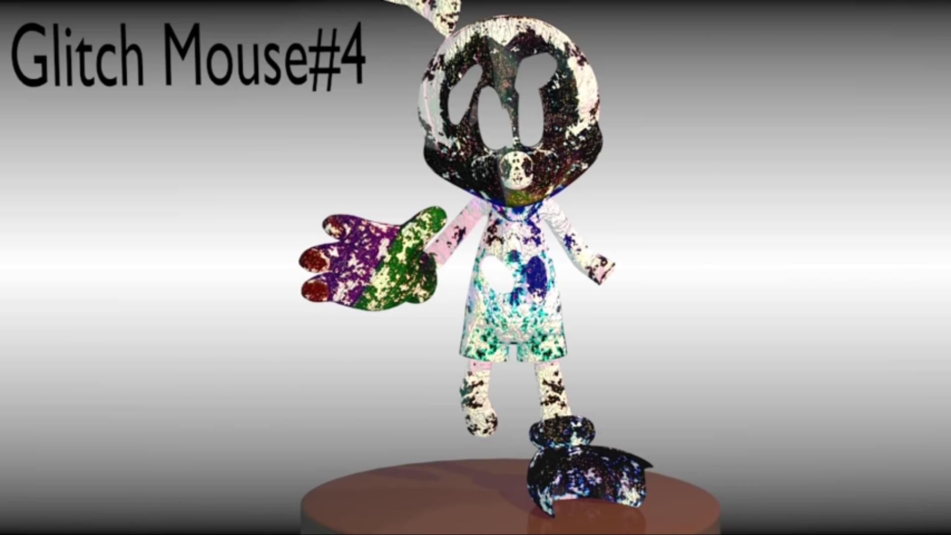 Glitch Mouse#4