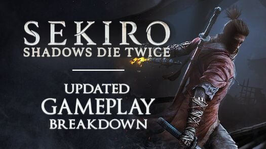 Sekiro: Shadows Die Twice isn't really a Souls Game