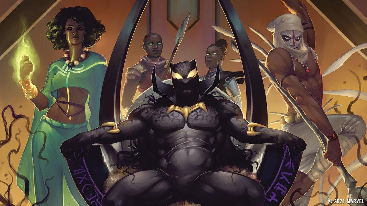BLACK PANTHER #23 Trailer | Marvel Comics