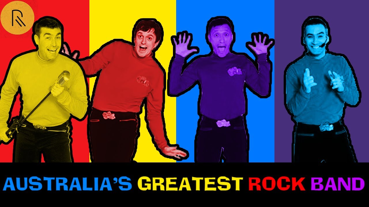 The Wiggles - Australia's Greatest Rock Band (Fanmade Documentary)