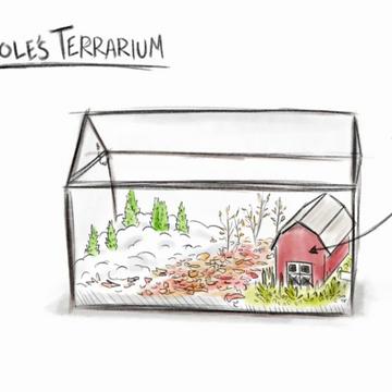 Nicole's Terrarium