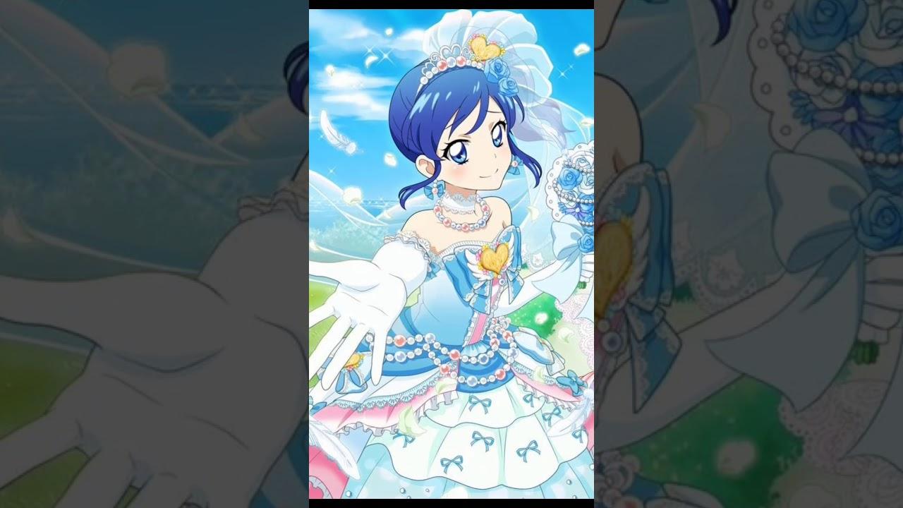 Aikatsu Idols in Wedding Dresses!👰