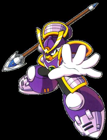 Daily Robot Master Post (Yamato Man)