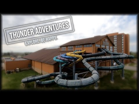 Abandoned Indoor WATER PARK and Hotel UNTOUCHED! - Pristine Condition! - Explored it ALL!