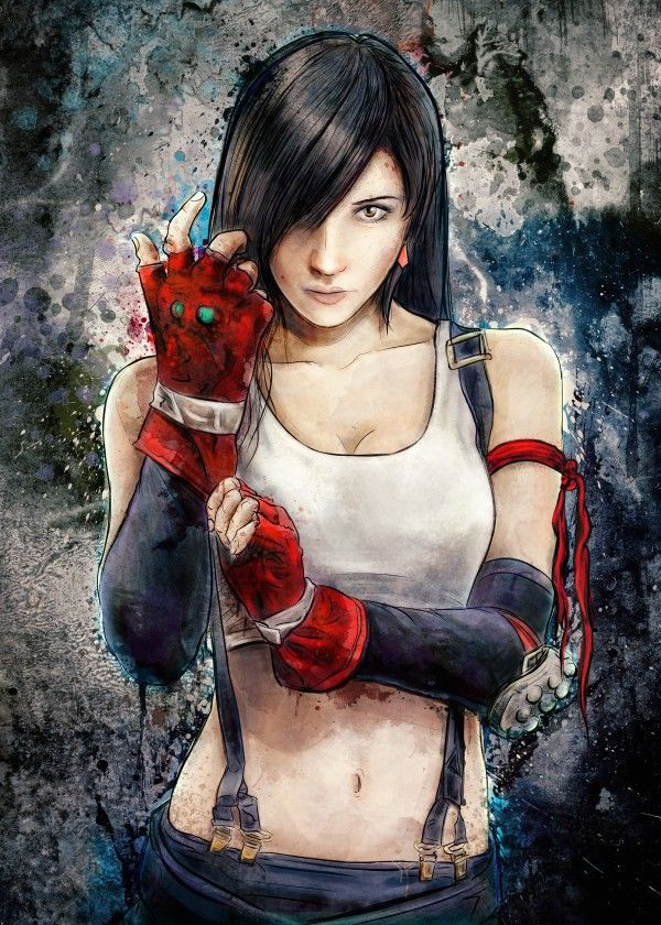 Tifa trailer was released