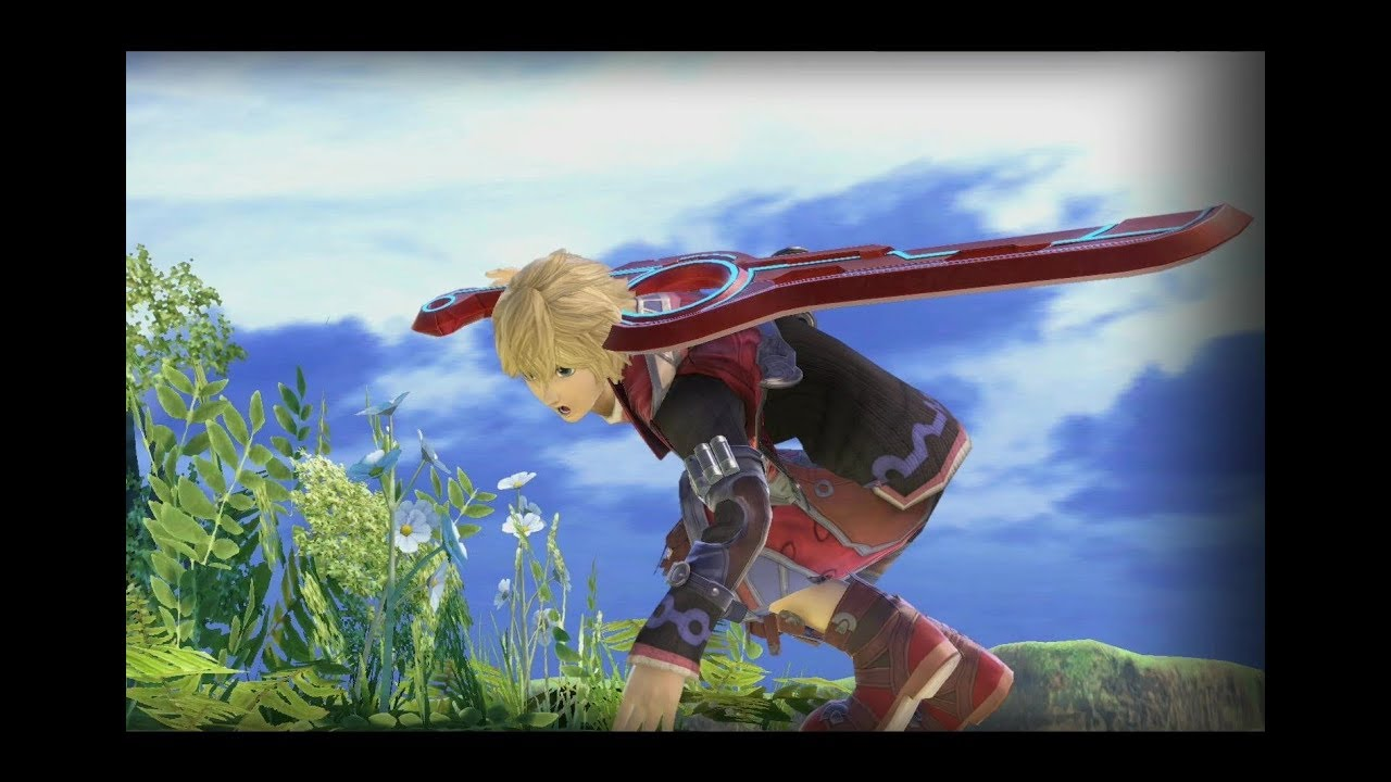 Shulk is in danger! Short film?