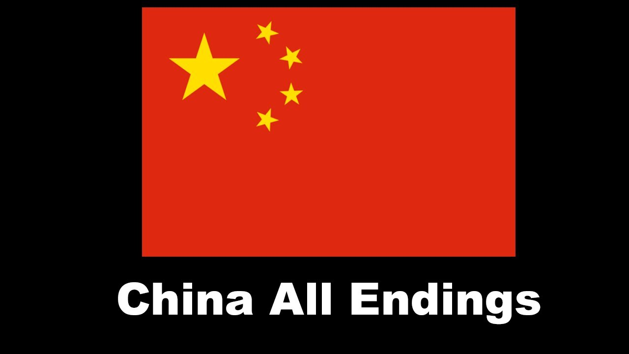 China: All Endings