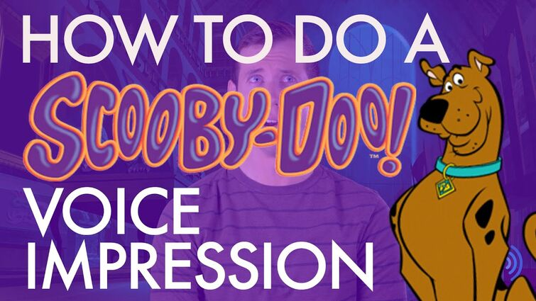 """""""How To Do A Scooby-Doo Voice Impression"""" - Voice Breakdown Ep. 19"""