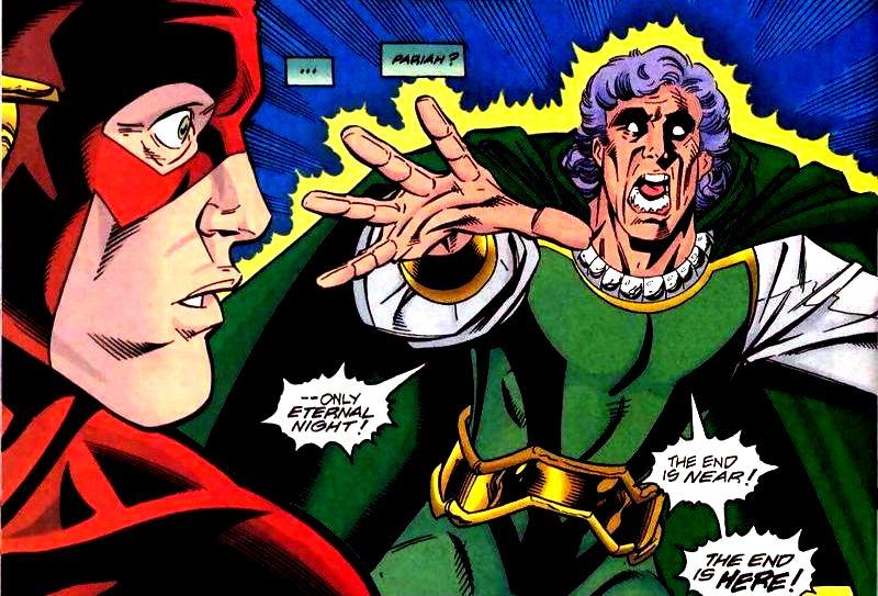 RUMOR Pariah is coming to the Flash season 6 | FANDOM