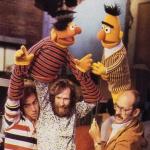Ernie and Bert fan