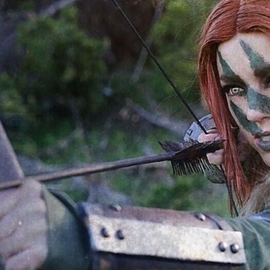 'Skyrim's' Aela the Huntress Cosplay Has Us Slain