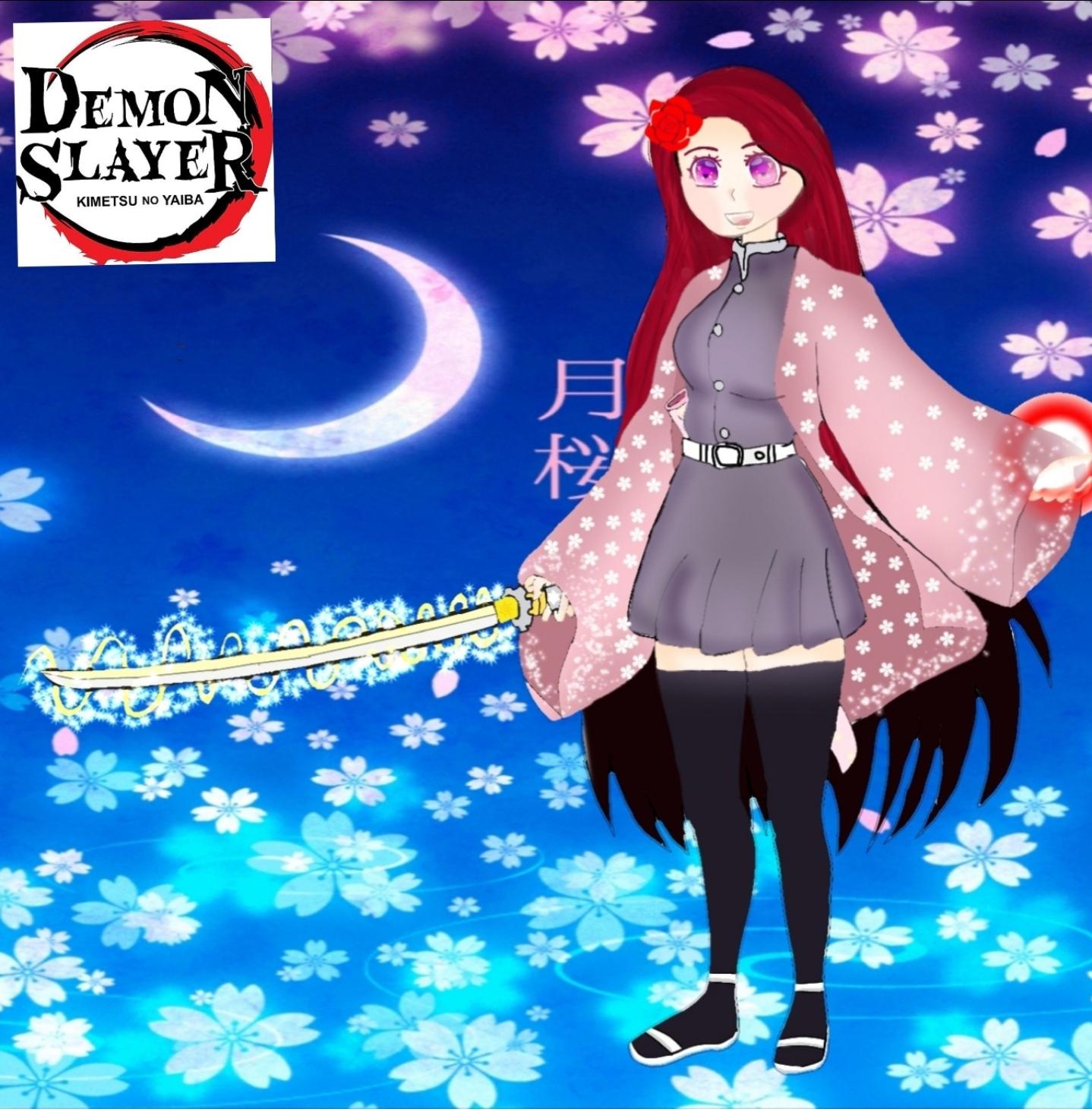 Demon Slayer Oc Fandom A great challenge for me to play this character. demon slayer oc fandom