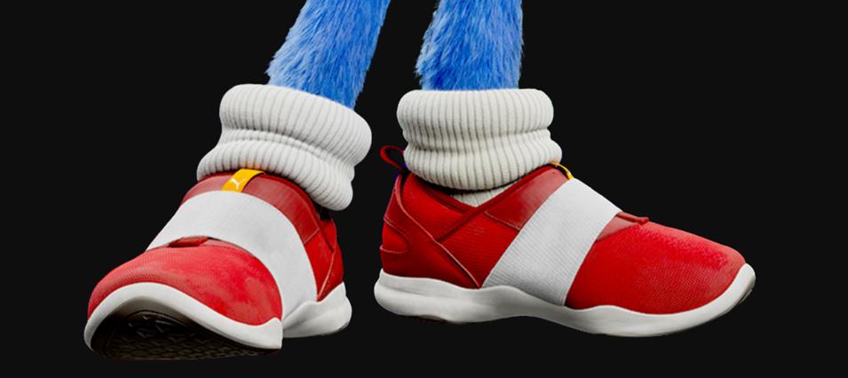Best Sonic Shoes Fandom