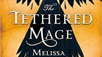 The Tethered Mage: Melissa Caruso