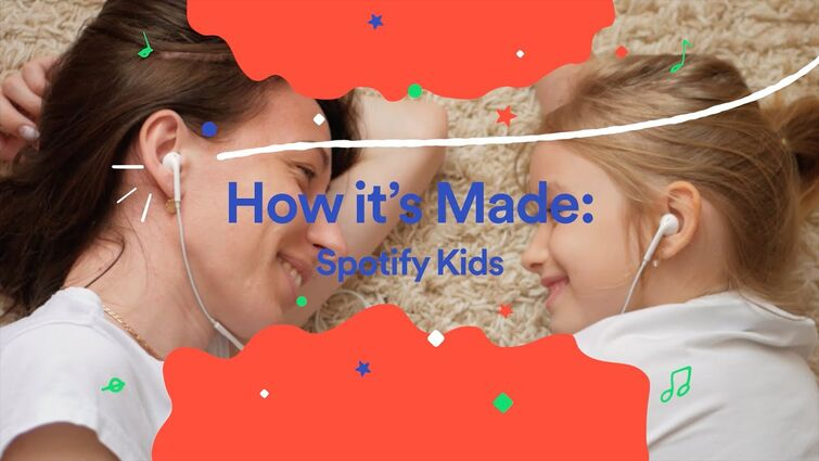How It's Made: Spotify Kids