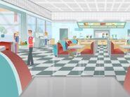 Burger McFlipters Interior
