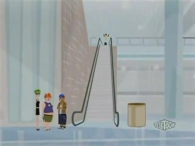 Escalator Girls