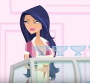 Amélie in the Soda Hop