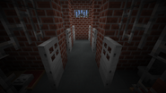 Police station jail