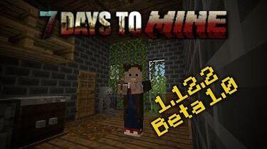 -Minecraft_Mod-_7_Days_to_Mine_-_Beta_1.0_Preview