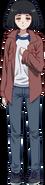 IWASHIMIZU NATSU (ANIME FULL BODY)