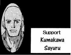 Spoilers Sayuru Kumakawa