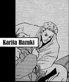 Spoilers Hazuki Karita