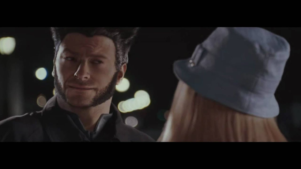 Reed Richards as Wolverine