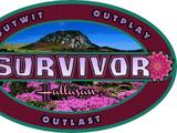 Survivor: Hallasan