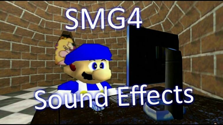 SMG4 SOUND EFFECTS - I NEED IT