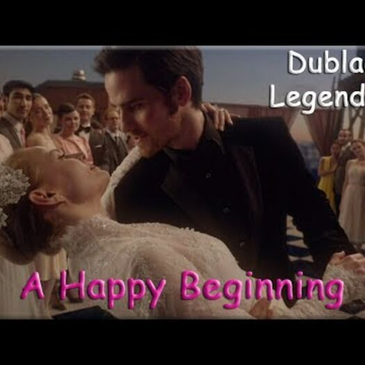 A Happy Beginning - 6x20 (DUBLADO E LEGENDADO)