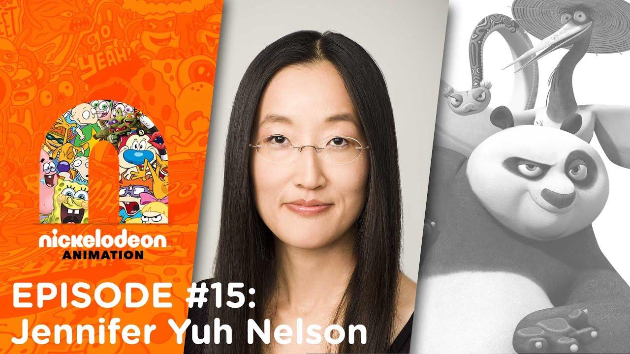 Episode 15: Jennifer Yuh Nelson   Nick Animation Podcast