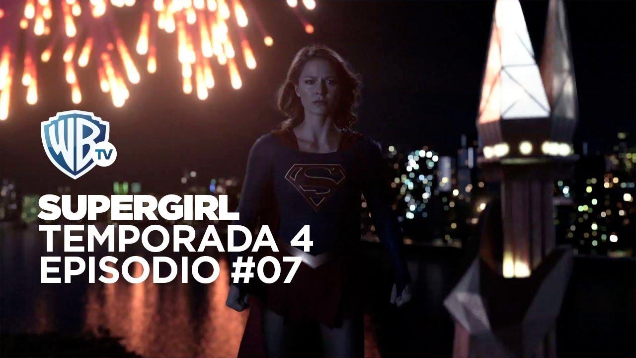 Supergirl Temporada 04   Episodio 07 - Hijos de la Libertad vs Supergirl