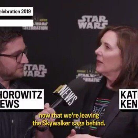 #Lucasfilm president Kathleen Kennedy on the future of #StarWars – including a Knights of the Old Republic movie and female filmmakers taking the helm