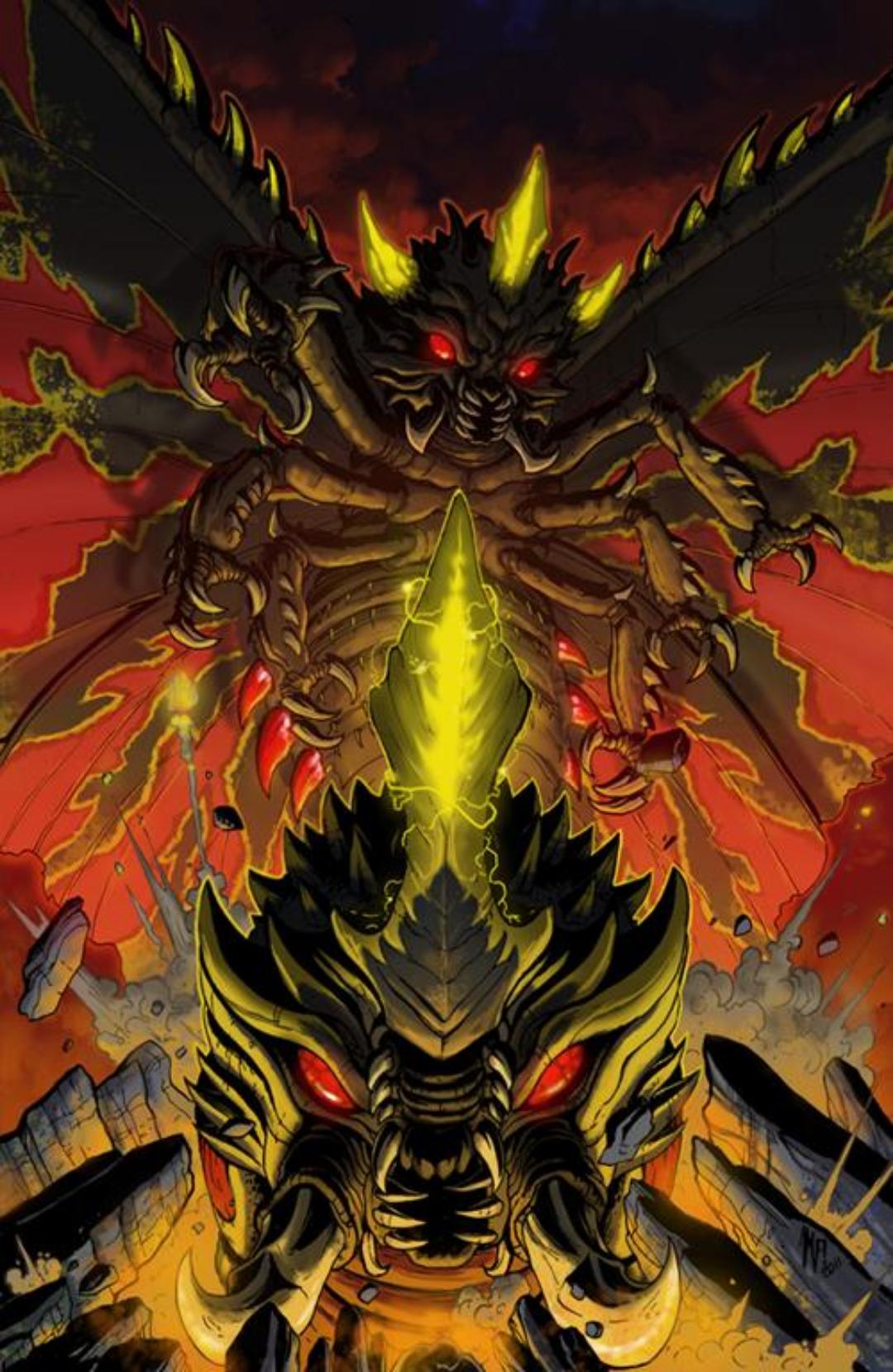 Der Kaiju der Woche ist Battra