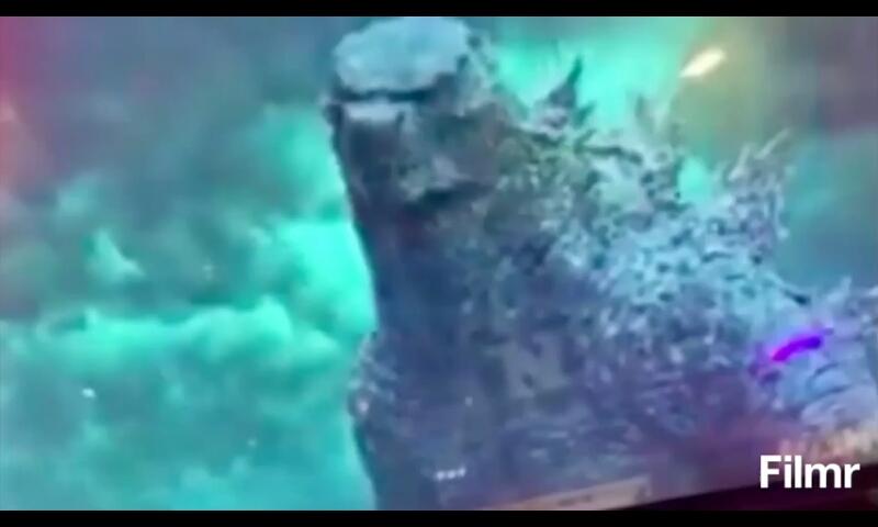 Fotos filtradas del Teaser de Godzilla Vs Kong
