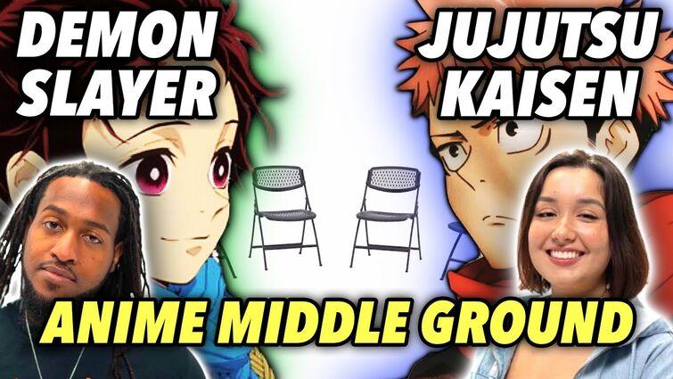 Demon Slayer Vs Jujutsu Kaisen: The Best New Gen Anime? | Anime Middle Ground Episode 2