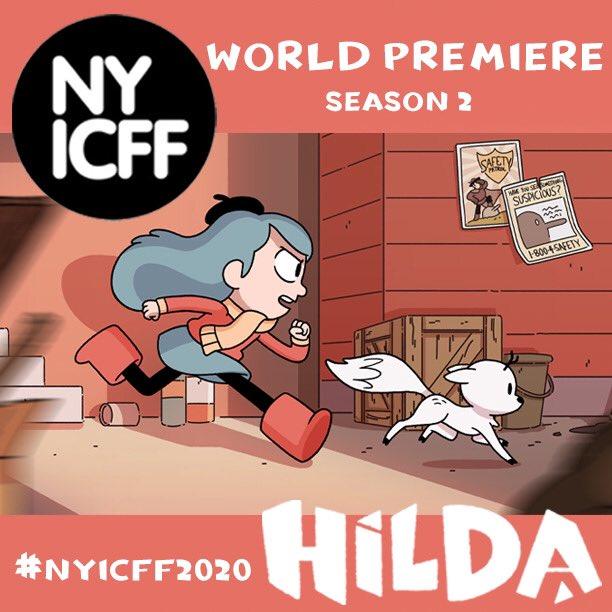 Hilda on Twitter