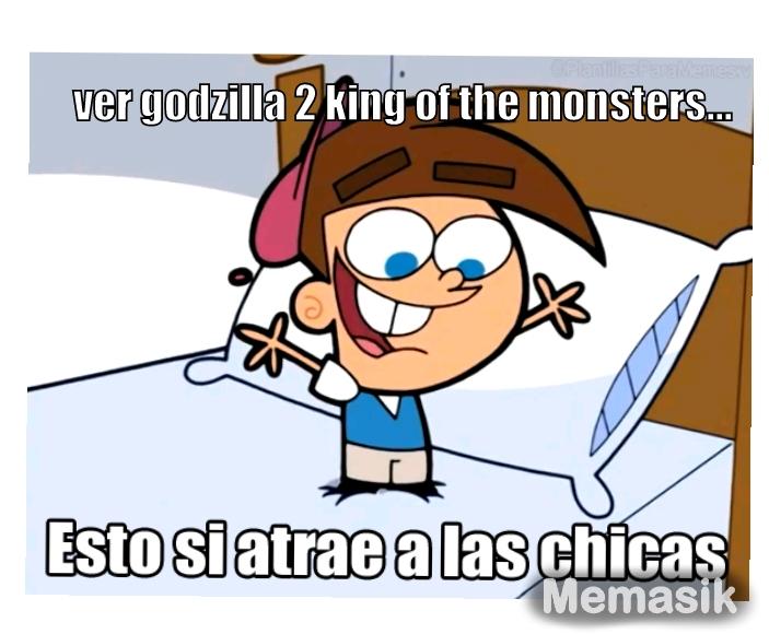 Meme de godzilla #10