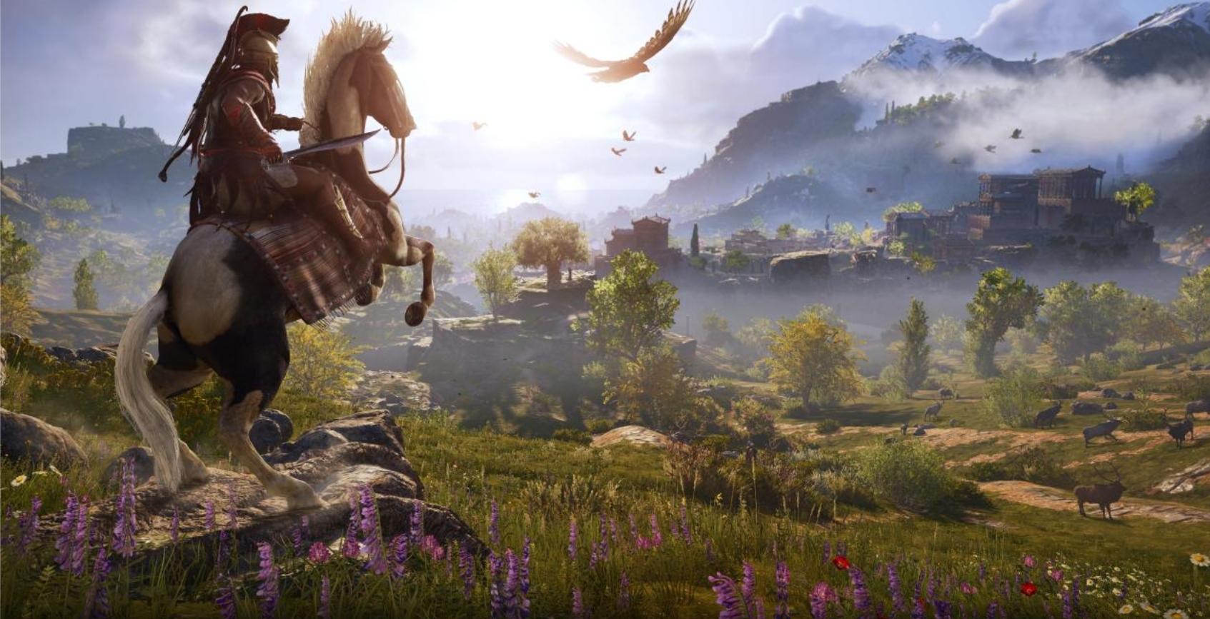 Assassin's creed als Fantasy-RPG ???