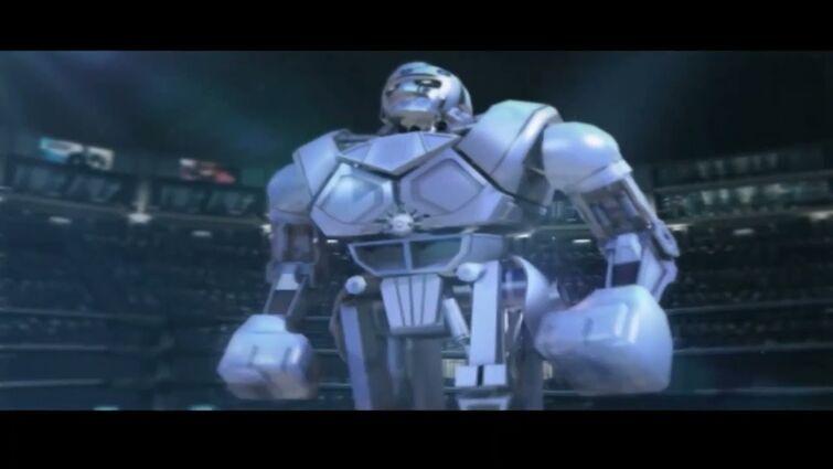 2013 Real Steel HD Gameplay SFX Edit
