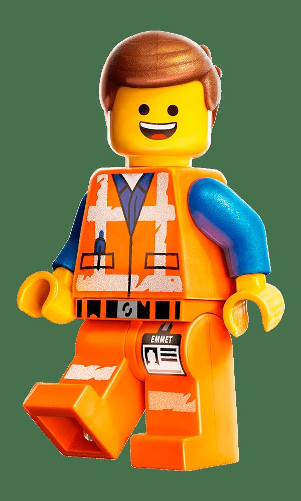 Emmet Brickowski from The LEGO Movie