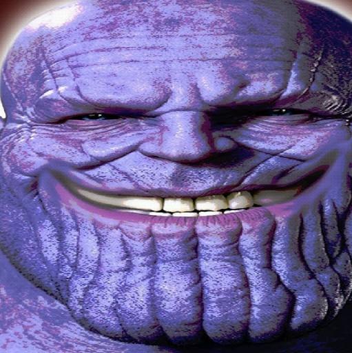 Thanos T H I C C