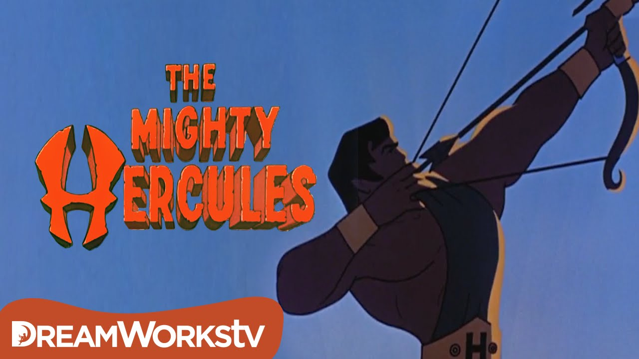 The Mighty Hercules Opening Theme     THE MIGHTY HERCULES