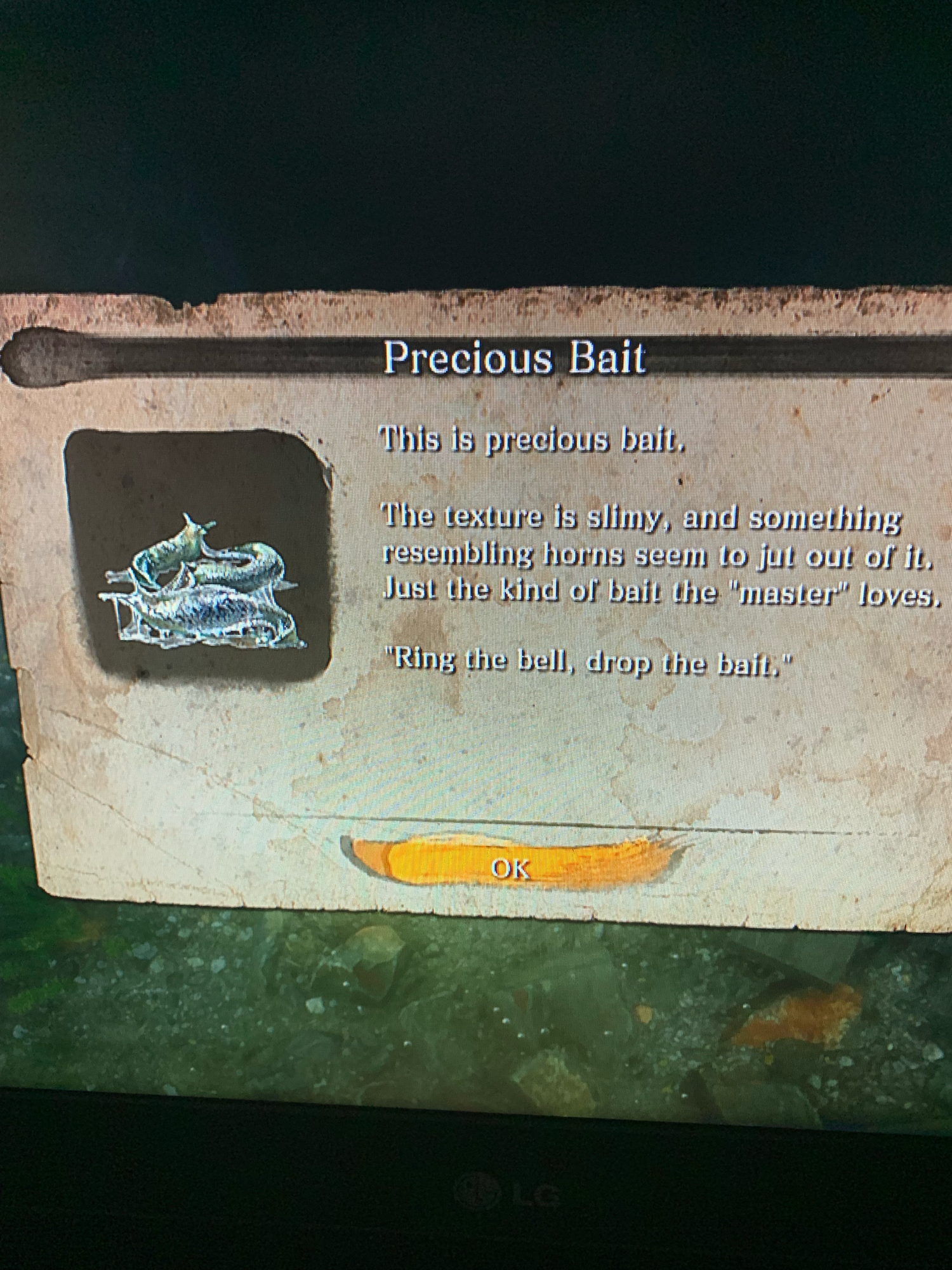 Found this in Sekiro today & almost lost my mind!!!!